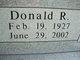 Donald Ray Haley
