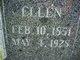 Ellen Drucilla <I>Morris</I> Irby