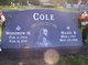"Woodrow Heilman ""Woody"" Cole, Sr"