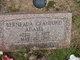 Berneada Lurlyne <I>Cranford</I> Adams