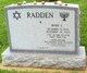 Mary C. Radden
