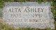 Alta Ashley