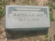 Martha Jane <I>Moon</I> Glasco