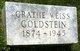 Grathe <I>Weiss</I> Goldstein