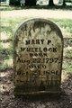 Mary P <I>Prickett</I> Wheelock