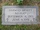Profile photo:  Frances Elizabeth <I>Arnett</I> Neligan