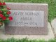 Profile photo:  Alvin Norman Amble