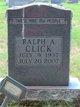 Ralph A Click