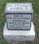 Profile photo:  J Frank Arnold, Dr