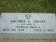 Sausbie A. Jones
