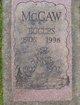 Profile photo:  Robert Eccles McCaw