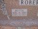 Hettie Irene <I>Carothers</I> Roberts