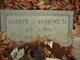 Profile photo:  Andrew Jackson Andrews Sr.