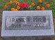 Frank Wade Piper