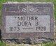 Dora B. <I>Maynard</I> Casey/Kelley