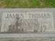 James Thomas Borden, Sr