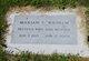 """Marian Gladys """"Mary"""" <I>Dolezal</I> Wilhelm"""