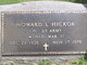 Profile photo:  Howard L Hickok