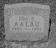 Profile photo:  Ida E Aalbu