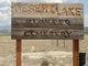 Desert Lake Pioneer Cemetery