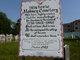Historic Monsey Cemetery