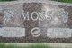 Martha Arvena <I>Jones</I> Moss