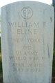 Profile photo: PFC William F. Eline