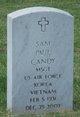 Sgt Sam Paul Candy