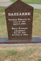 Profile photo:  Mary Frances <I>Jackson</I> Bazzarre