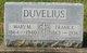 Profile photo:  Frank F. Duvelius