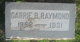 Profile photo:  Carrie B. Raymond