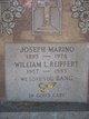 "William Lawrence ""Bang"" Reiffert"