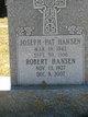 Joseph Pat Hansen