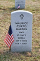 Profile photo:  Maurice Curtis Hardin