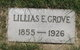 Lillias E <I>Craven</I> Grove