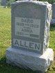 Profile photo:  David Allen