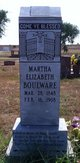 Martha Elizabeth <I>Stanford</I> Boulware