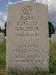 Earl August Clopein