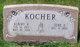 "Profile photo:  Albert Roberts ""Al"" Kocher"