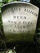 Profile photo:  Archibald Allison, Jr