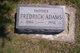 Fredrick Lee Adams