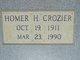 Homer Harris Crozier