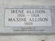 Maxine Allison