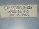 Stafford Ross
