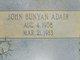 John Bunyan Adair