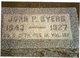 Profile photo: CPL John Paul Byers