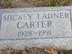 Profile photo:  Mickey Ladner Carter