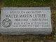 """Walter Martin """"Blondie"""" Luther"""