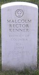Profile photo:  Malcolm Rector Kenner