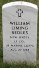 Profile photo:  William Liming Redles